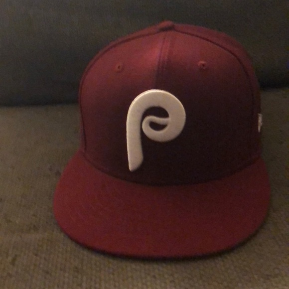 Retro throwback Phillies Hat. New Era. M 5ae4b8661dffda5e4ead19d7.  M 5ae4b8661dffda5e4ead19d7 eeaa94c2ba7
